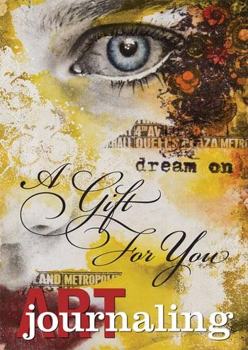 Art Journaling Magazine Gift Subscription
