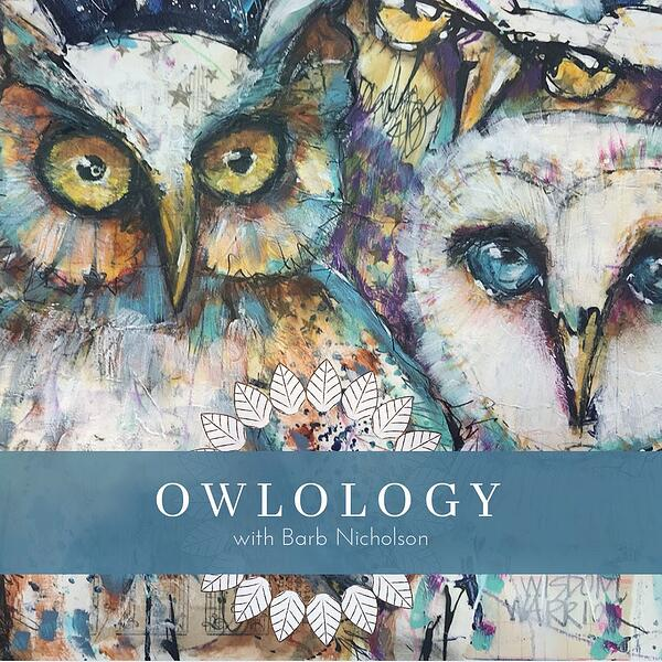 Owlology by Barb Nicholson Online Class