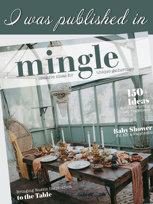 See Us in Mingle Magazine